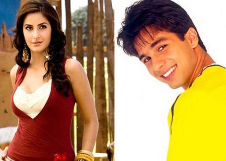 katrinaKaif & Shahid Kapoor