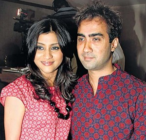 Konkana Sen Sharma&Ranvir Shorey